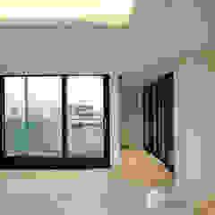 광장동 신동아 파밀리에 32py by Design Daroom 디자인다룸 모던