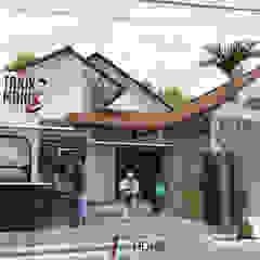 Tarik Mang Cafe Oleh Tigha Atelier Tropis