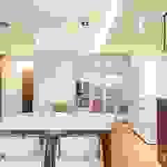 低調 奢華 沙瑪室內裝修有限公司 餐廳