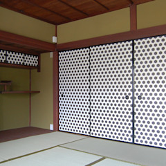 Asian style walls & floors by WhO Asian