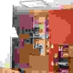 Espaçoarq Arquitetura Ltda RecámarasArmarios y cómodas Madera Acabado en madera