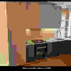 Nowoczesne mieszkanie 3 pokojowe od Dakid Business Solutions Michał Banaszak Klasyczny