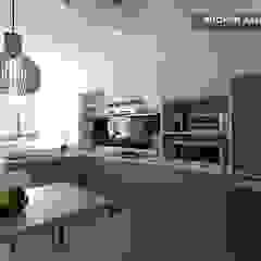 Potong Pasir Ave 1 by Swish Design Works Modern