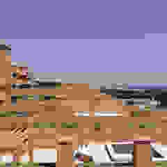 by Estudio de Arquitectura Juan Ligués Mediterranean کنکریٹ