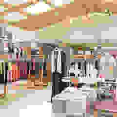 Scandinavische kantoor- & winkelruimten van Ana Guedelha Arquitetura e Interiores Scandinavisch