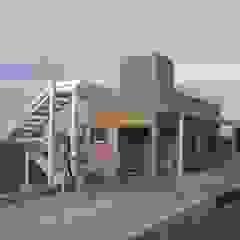 توسط GR Arquitectura صنعتی آجر
