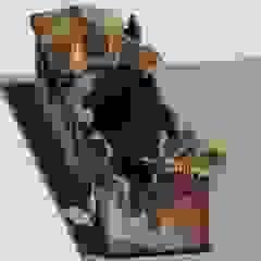 por Kadir Kırıcı Architecture Industrial Tijolo