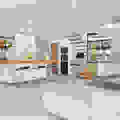 Casa Bosques Modern living room by Original Vision Modern