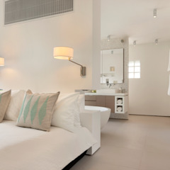 Casa Bosques Modern style bedroom by Original Vision Modern