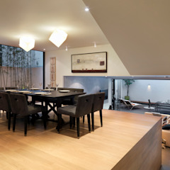 Clearwater Bay Villa Modern dining room by Original Vision Modern
