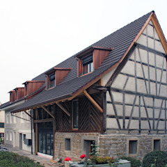 by quartier b architekten gmbh Country