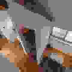 Scandinavian style study/office by アトリエ スピノザ Scandinavian