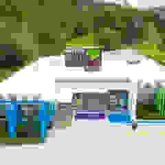 Modern clinics by GhiorziTavares Arquitetura Modern