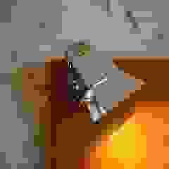 MIINT - design d'espace & décoration Modern offices & stores Brown