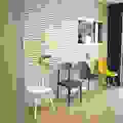 by MIINT - design d'espace & décoration 에클레틱 (Eclectic)