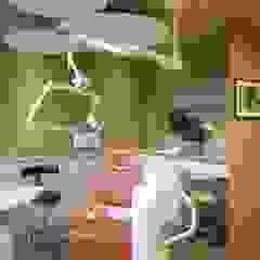 MIINT - design d'espace & décoration Clinics Green