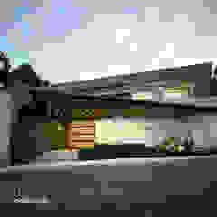 Minimalist style doors by Argon Arquitectos Minimalist