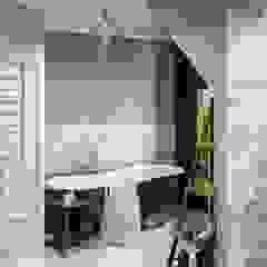 Rondoni - kolekcja płytek ceramicznych Rustykalna łazienka od Ceramika Paradyz Rustykalny