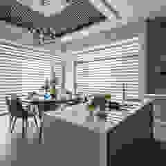 大隆建設/海灣Villa CEO會館2-碧海達觀 根據 SING萬寶隆空間設計 熱帶風