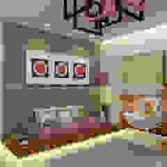 by Honeybee Interior Designers Eclectic