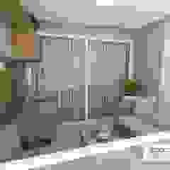 by Arquiteta Jéssica Hoegenn - Arquitetura de Interiores Tropical