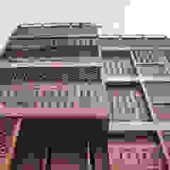 GMT Institute of Property Management Bangunan Kantor Gaya Industrial Oleh PHL Architects Industrial