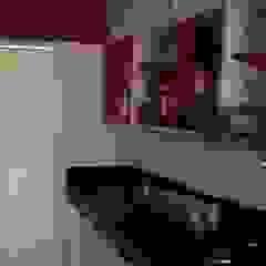 REMODELACIÓN DE COCINA de Inter Designer Moderno Granito
