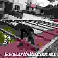 por Artistic de MExico Moderno Ferro/Aço