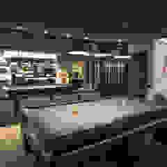 #Ludoroom RG Sala multimediale moderna di IEP! Design Moderno