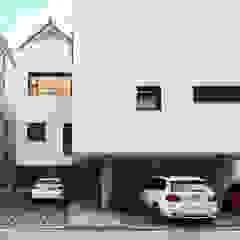 milk house by SPACEPRIME ARCHITECTURE 모던