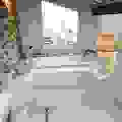 Pavimento Moderno 衛浴裝飾品 合成纖維 White