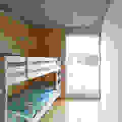 by LIQE arquitectura Minimalist Wood Wood effect