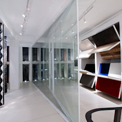 Venus Showroom Mangga Dua Kantor & Toko Modern Oleh PHL Architects Modern