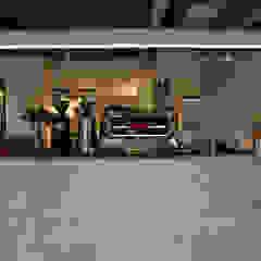 카페 인테리어 CAFE INTERIOR_부산인테리어 by 감자디자인 인더스트리얼