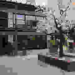 카페 인테리어 CAFE INTERIOR_부산인테리어 트로피컬 정원 by 감자디자인 휴양지