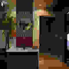 카페 인테리어 CAFE INTERIOR_부산인테리어 트로피컬 욕실 by 감자디자인 휴양지