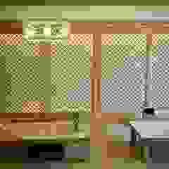 명태조림전문점 개성집 관저동점 아시아스타일 다이닝 룸 by 오조인테리어 한옥