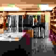 15F boutique モダンデザインの ドレッシングルーム の 一級建築士事務所 GLA モダン