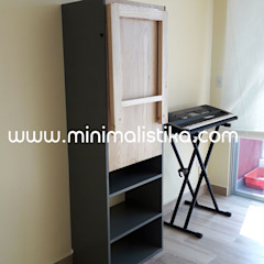 Minimalistika.com Study/officeDesks Grey
