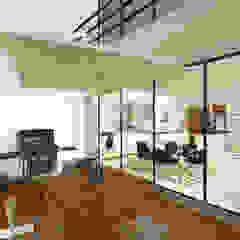 Departamento en la colonia Álamos - CDMX de Arquitecto Rafael Balbi Minimalista