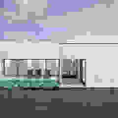 Casa da Piscina | Azeitão por ATELIER OPEN ® - Arquitetura e Engenharia Clássico OSB