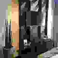 Guaraúna Revestimentos BedroomAccessories & decoration Concrete Black