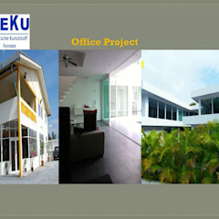 Reference Project โดย DeKu German Windows Co.,ltd อินดัสเตรียล พลาสติก