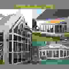 Reference Project โดย DeKu German Windows Co.,ltd คลาสสิค พลาสติก