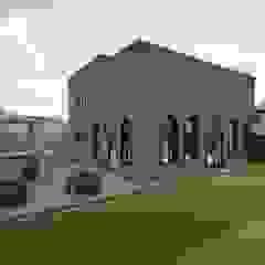 Oleh QP Arquitectos SA de CV Mediteran Beton