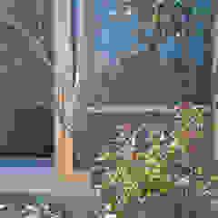 توسط 横山浩之建築設計事務所 اسکاندیناویایی چوب Wood effect