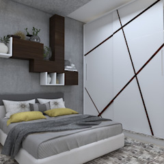 Asian style bedroom by JC INNOVATES Asian