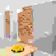 Paredes y pisos de estilo moderno de Escarra arquitectos y asociados SAS Moderno