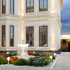 Neoclassical Palace Design van Comelite Architecture, Structure and Interior Design Eclectisch