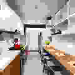 Cocina de Minkarq. Arquitectura y construcción Moderno